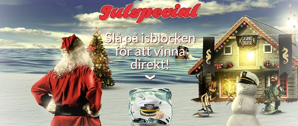 CasinoCruise julkalender 2016